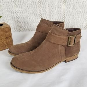Franco Sarto Leatger Ankle Boot Size 10M
